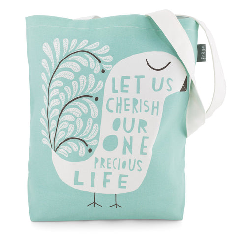 This Precious Life - Bag design - by Freya Art