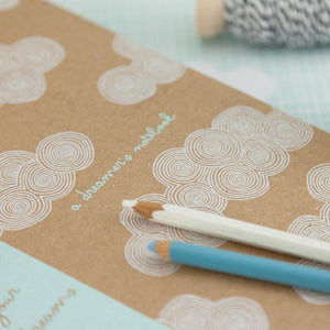 A DREAMER'S NOTEBOOK - Freya Art & Design