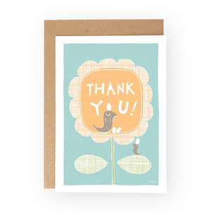A LITTLE BOX OF THANKS - Greeting Card Pack - Freya Art & Design