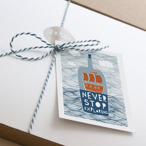Adventurer's Gift Box - Freya Art & Design