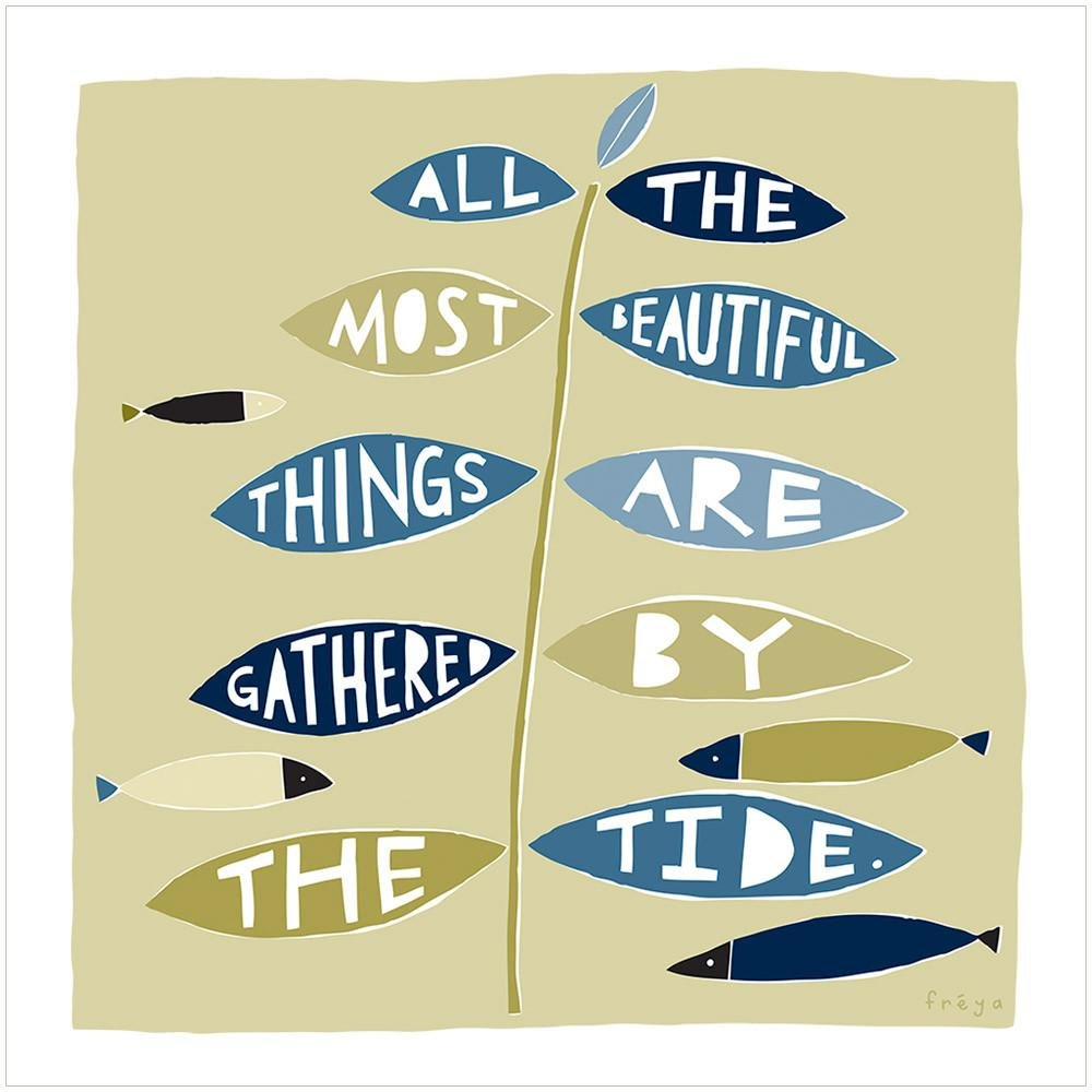 ALL THE MOST BEAUTIFUL THINGS - Fine Art Print - Freya Art & Design