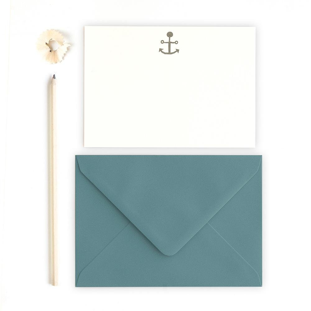 ANCHOR - Note Cards - Freya Art & Design