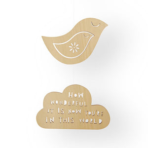 BIRDY - Mobile - Freya Art & Design