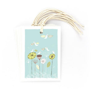 FLEDGLINGS - Gift Tags - Freya Art & Design