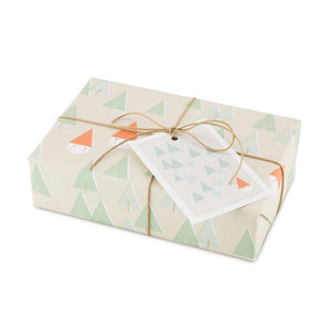 FOREST - Gift Wrap Set - Freya Art & Design
