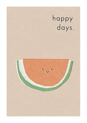 HAPPY DAYS - Fine Art Print - Freya Art & Design