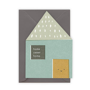 HOME SWEET HOME - Greeting Card - Freya Art & Design