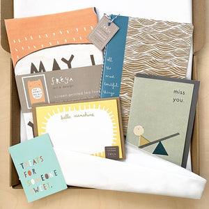 Missing You Gift Box - Freya Art & Design