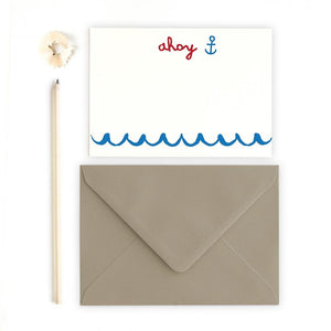 Nautical Gift Box - Freya Art & Design
