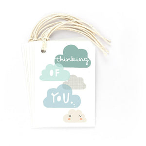 THINKING OF YOU - Gift Tags - Freya Art & Design