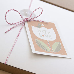 With Love Gift Box - Freya Art & Design