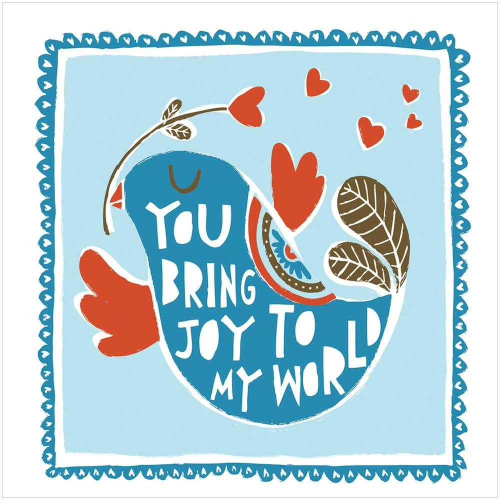 YOU BRING JOY - Fine Art Print - Freya Art & Design