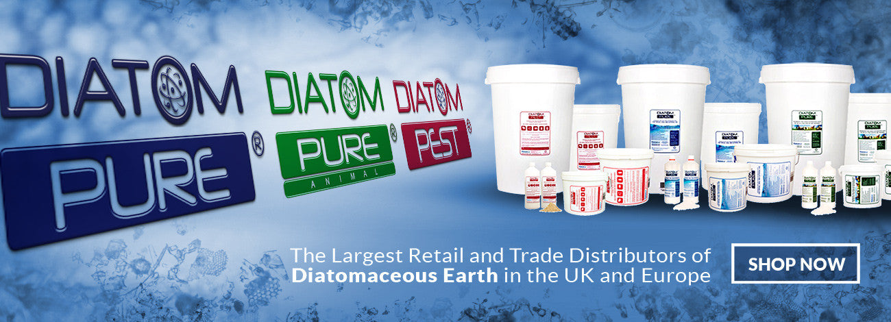 Diatomaceous Earth Products at Diatom Retail