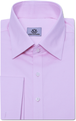 PINK PREMIUM OXFORD DRESS SHIRT