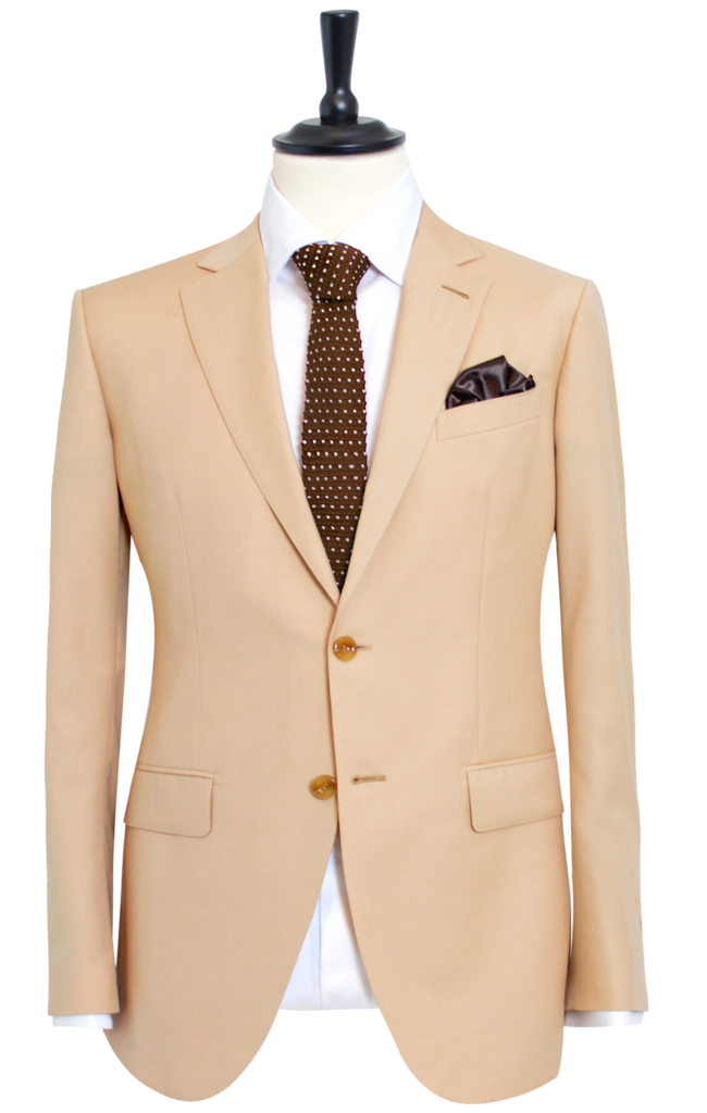 Butter Cream Suit