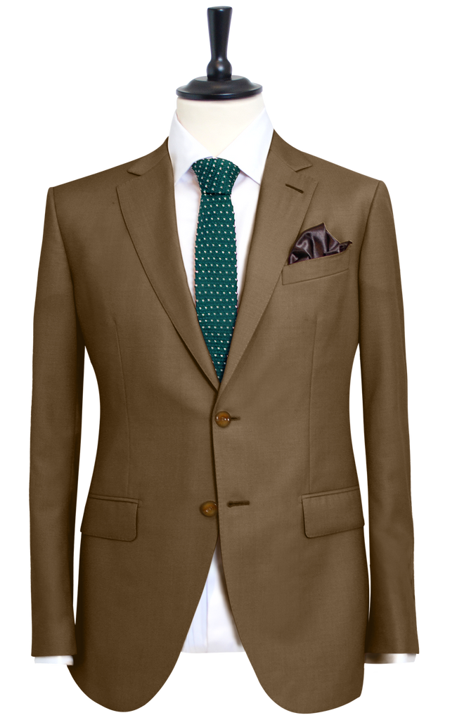 SEPIA BROWN SUIT