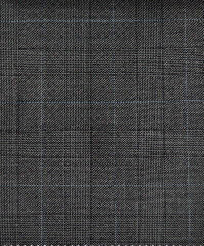 GLEN PLAID DAVY'S GREY SUIT