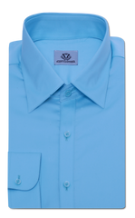 TEAL OXFORD SHIRT