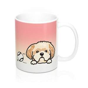 "Mug ""My Cup Of Tea"" Shih Tzu"