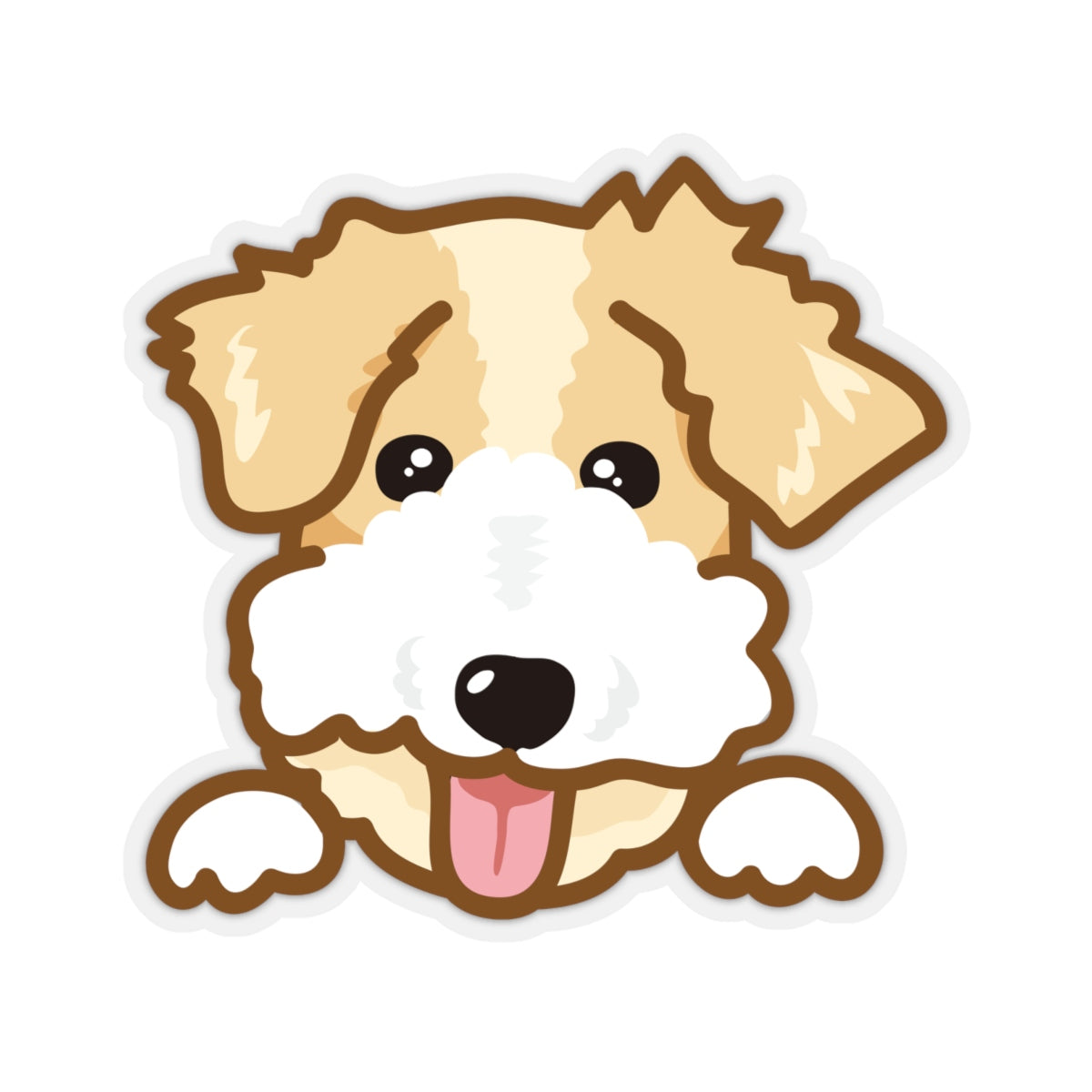 Sticker - Wire Fox Terrier