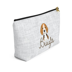 T-bottom Pouches - Beagle