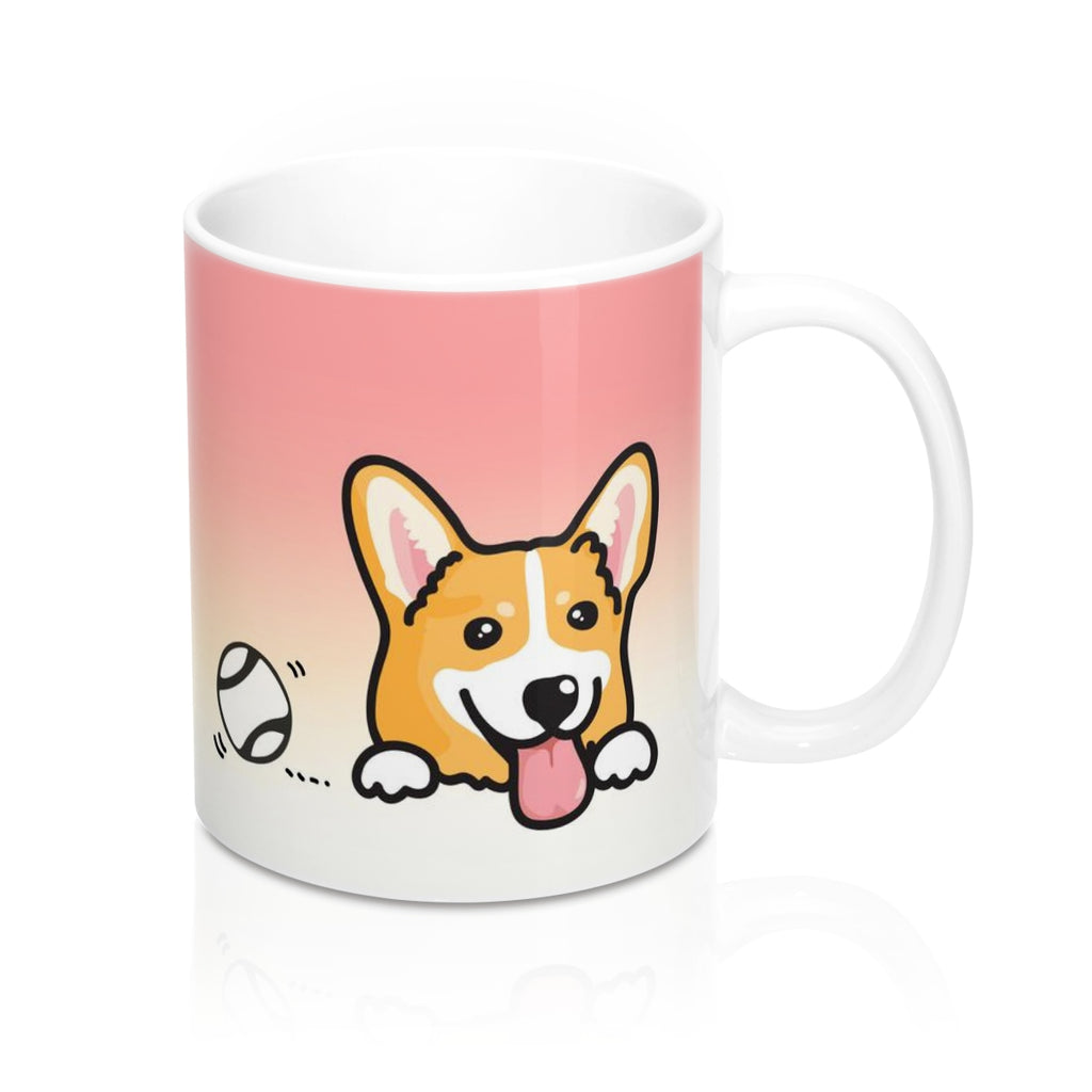 "Mug ""My Cup Of Tea"" Corgi"