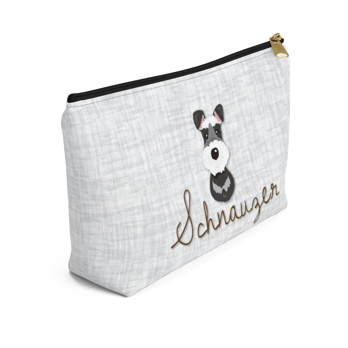 T-bottom Pouches - Schnauzer