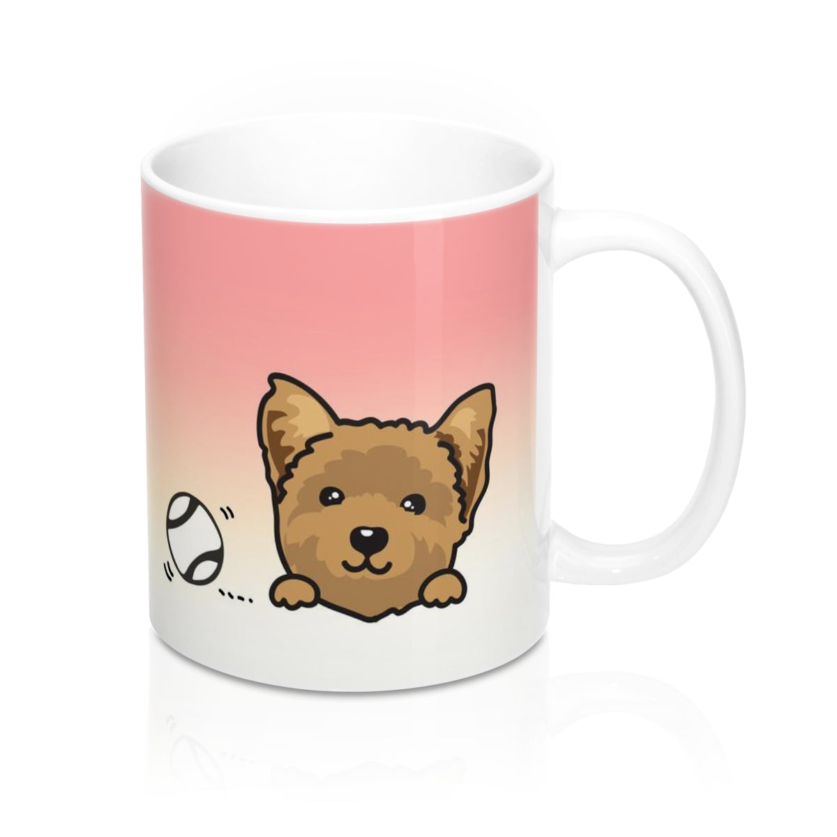 "Mug ""My Cup Of Tea"" Yorkie"