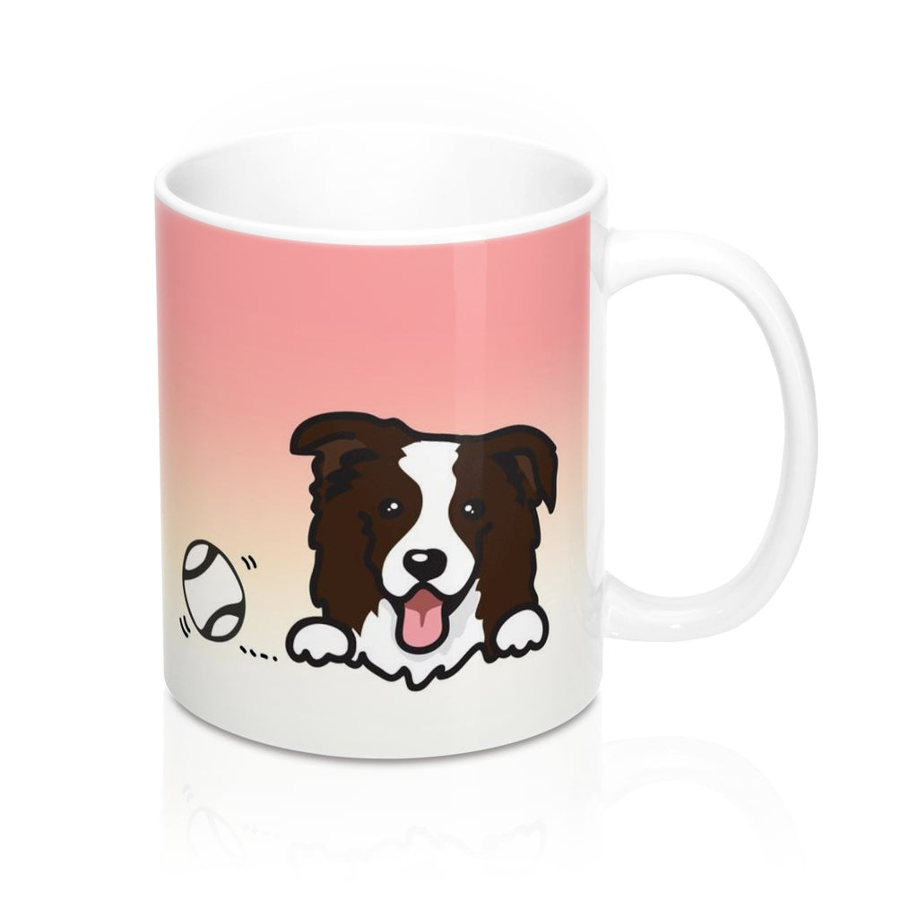 "Mug ""My Cup Of Tea"" Border Collie"