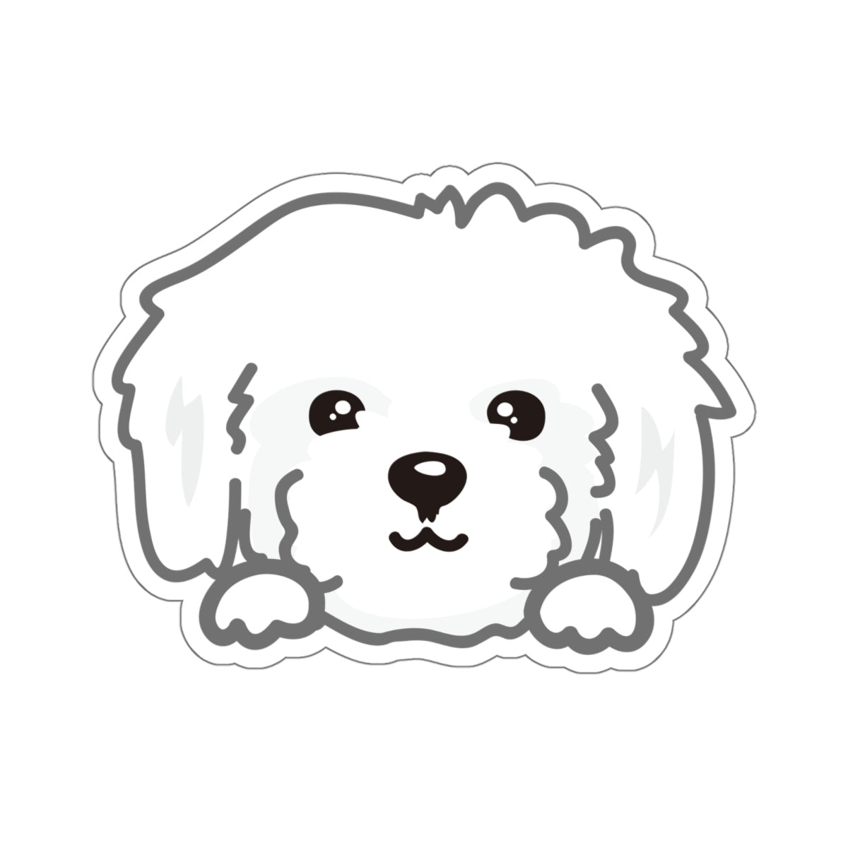 Sticker - Maltese