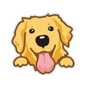 Sticker - Golden Retriever