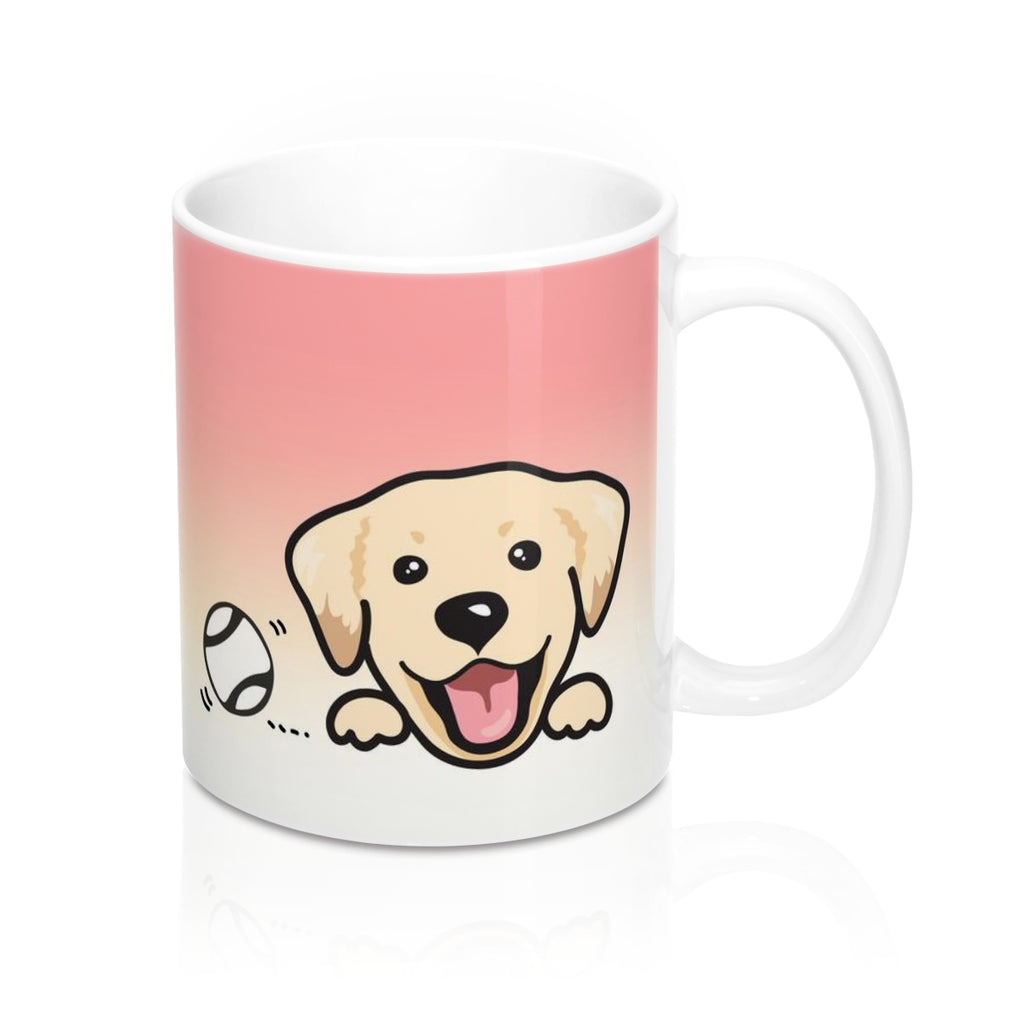 "Mug ""My Cup Of Tea"" Labrador"
