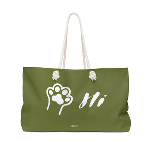 Westie Weekender Bag - HELLO SUMMER