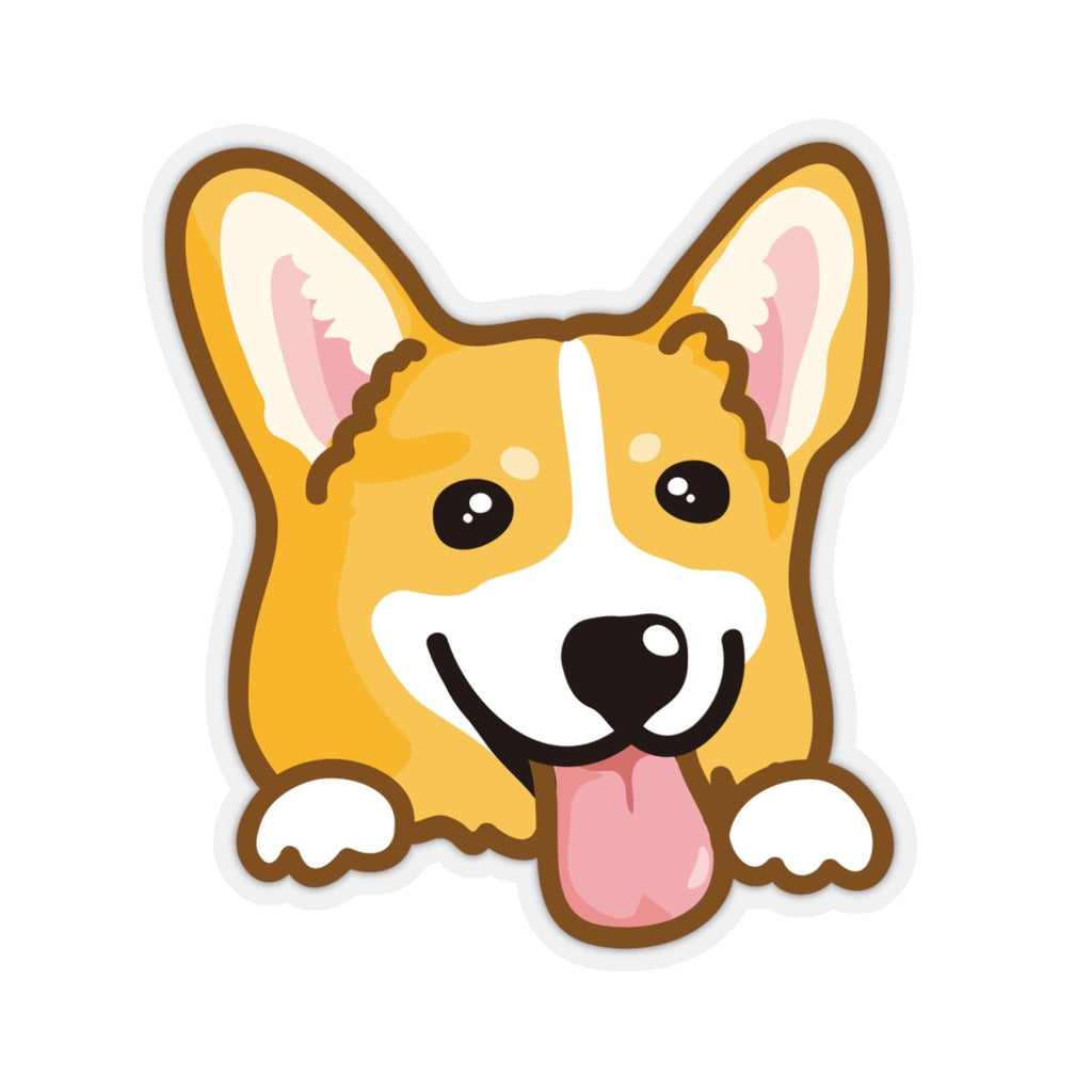 Sticker - Corgi