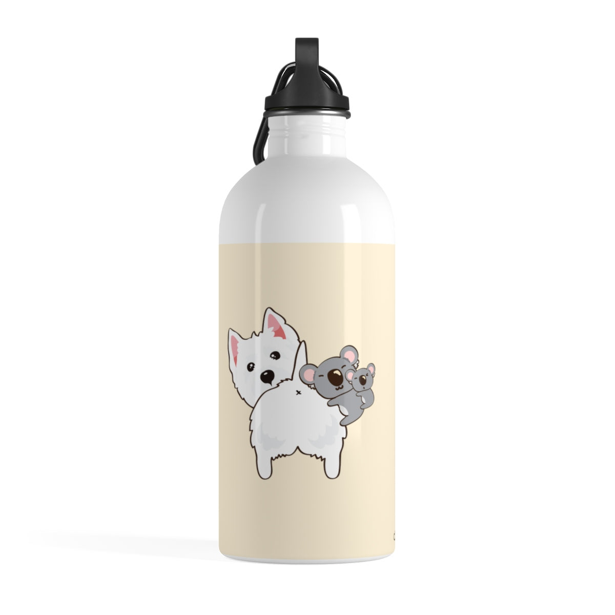 Stainless Steel Water Bottle - NOTHING BUTT LOVE