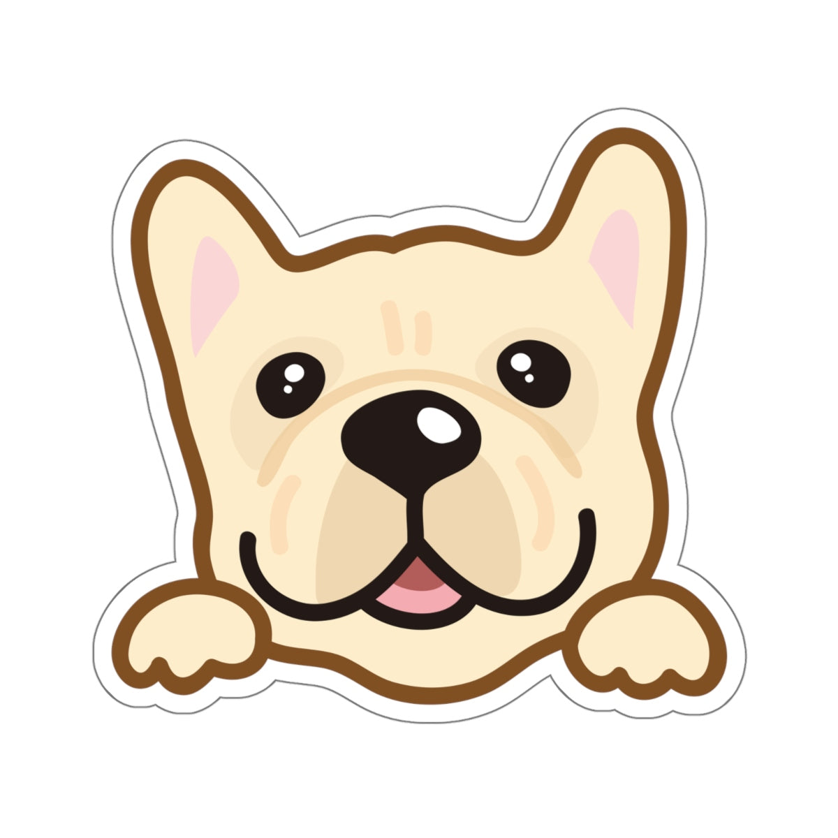 Copy of Sticker - Frenchie (Fawn)