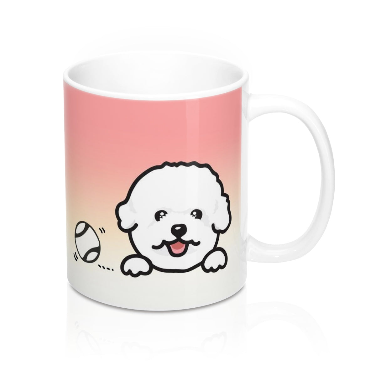 "Mug ""My Cup Of Tea"" Bichon"