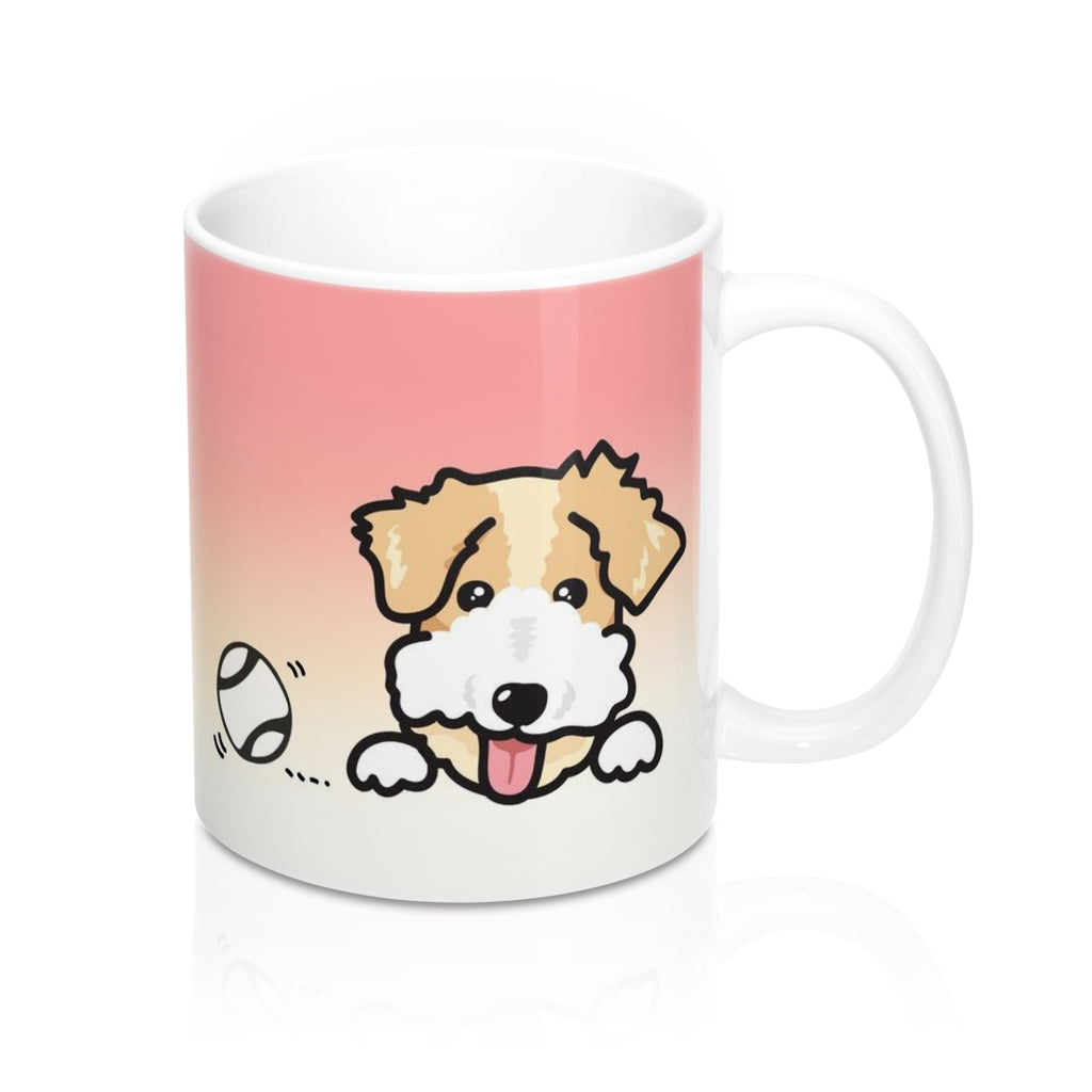 "Mug ""My Cup Of Tea"" Wire Fox Terrier"