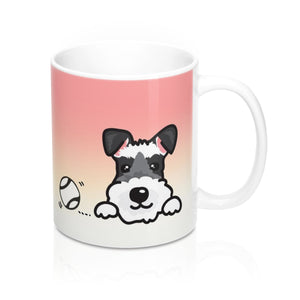 "Mug ""My Cup Of Tea"" Schnauzer"
