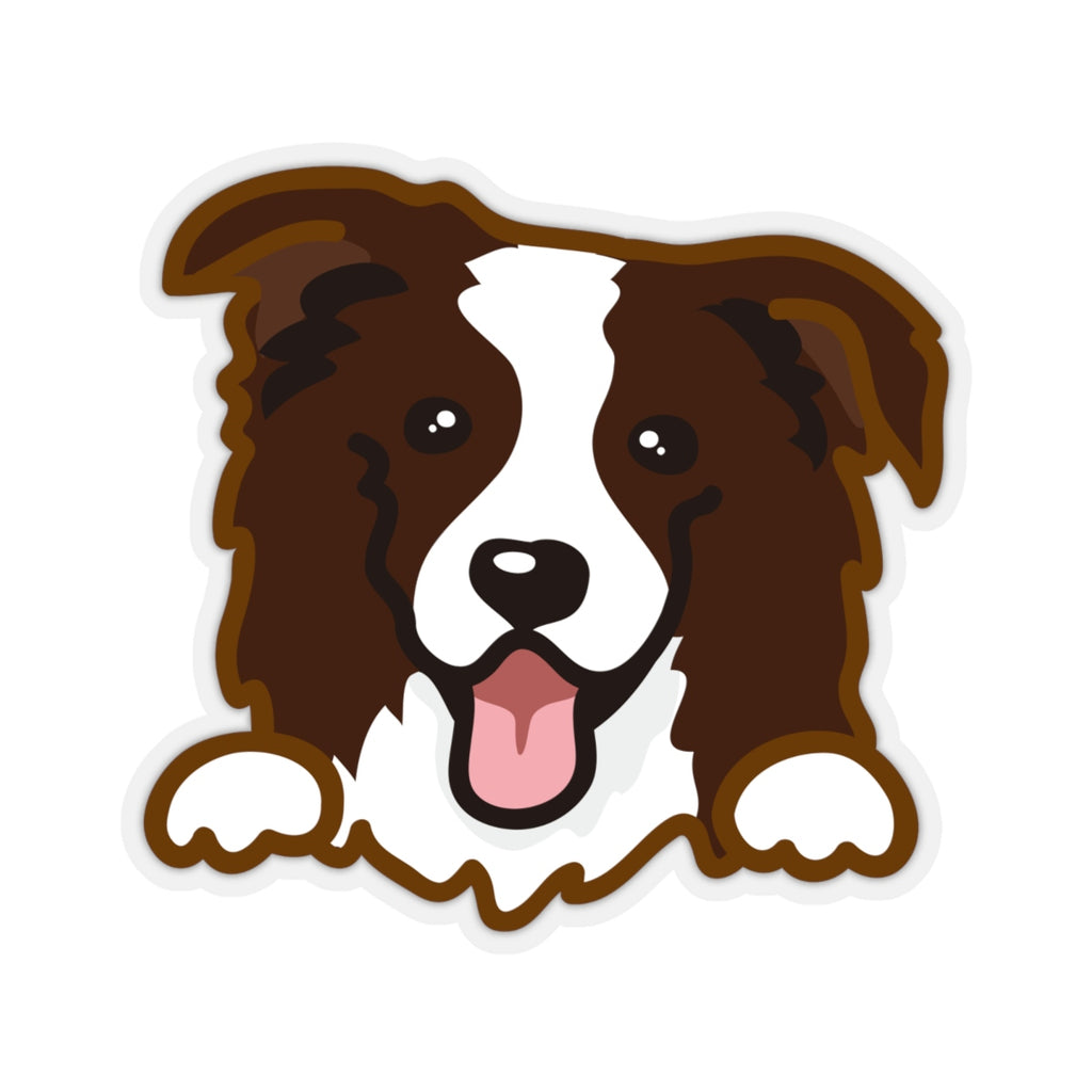 Sticker - Border Collie