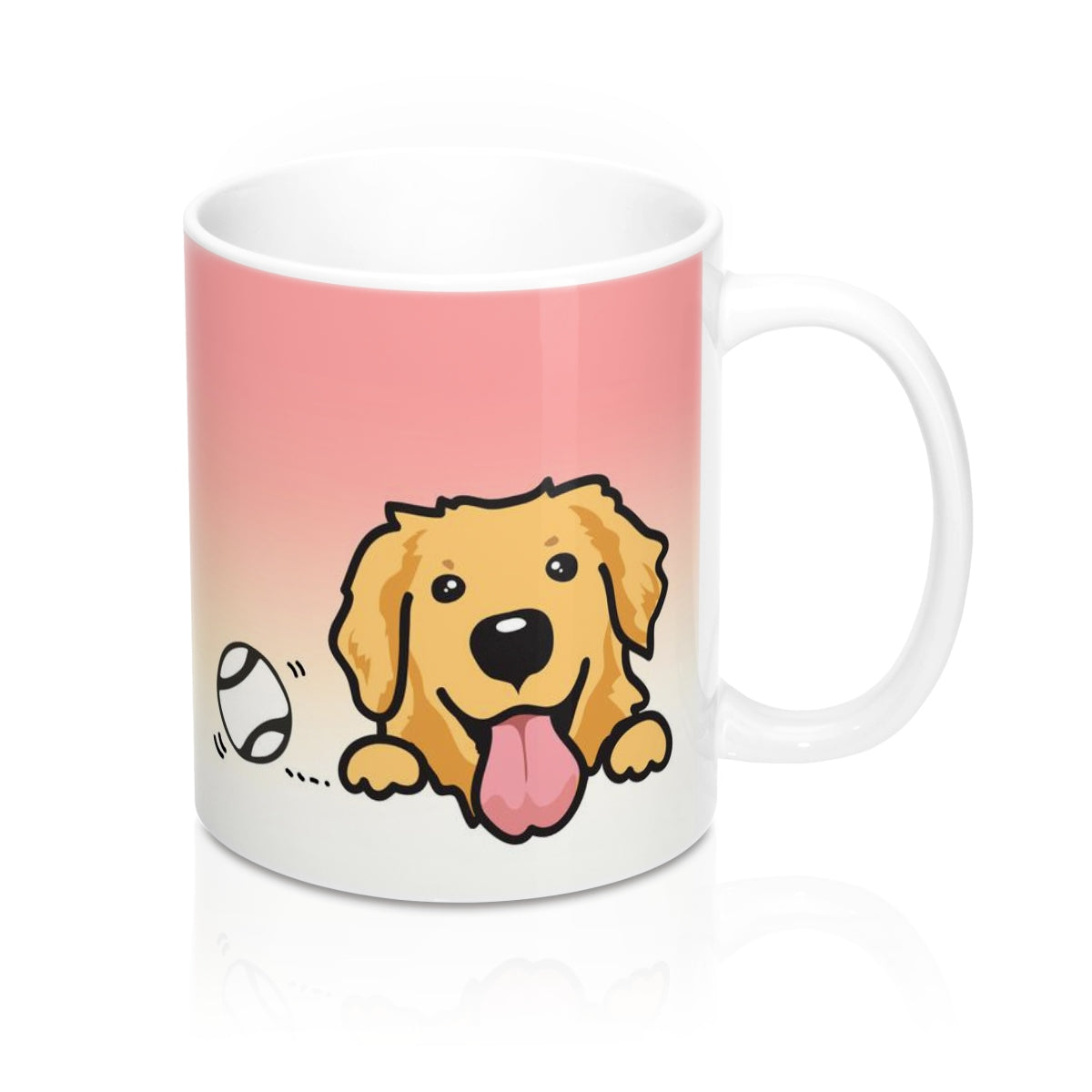 "Mug ""My Cup Of Tea"" Golden Retriever"