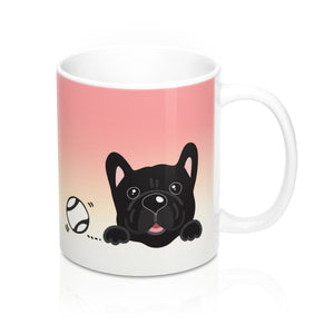 "Mug ""My Cup Of Tea"" Black Frenchie"