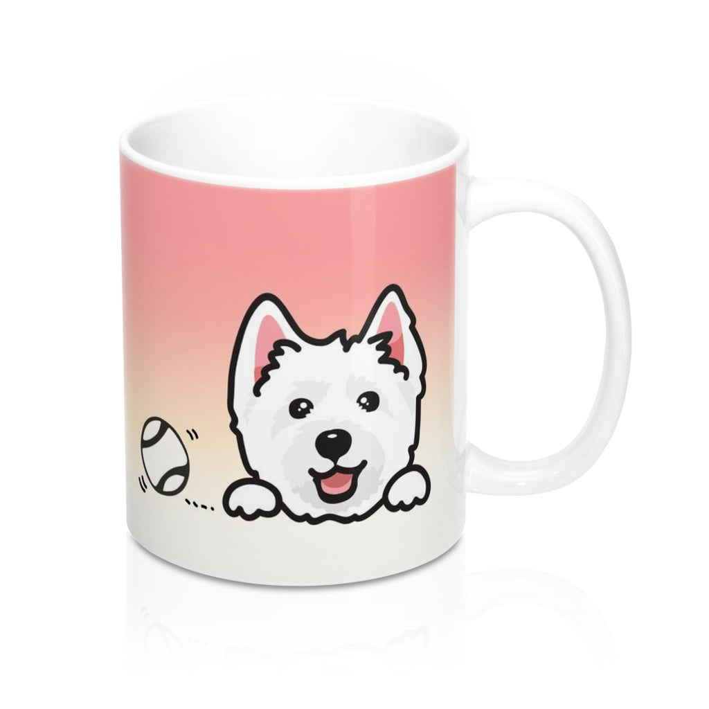 "Mug ""My Cup Of Tea"" Westie"