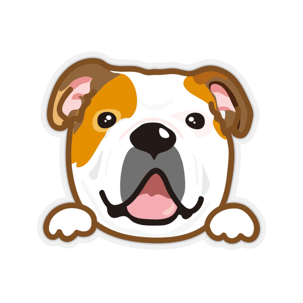 Sticker - English Bulldog