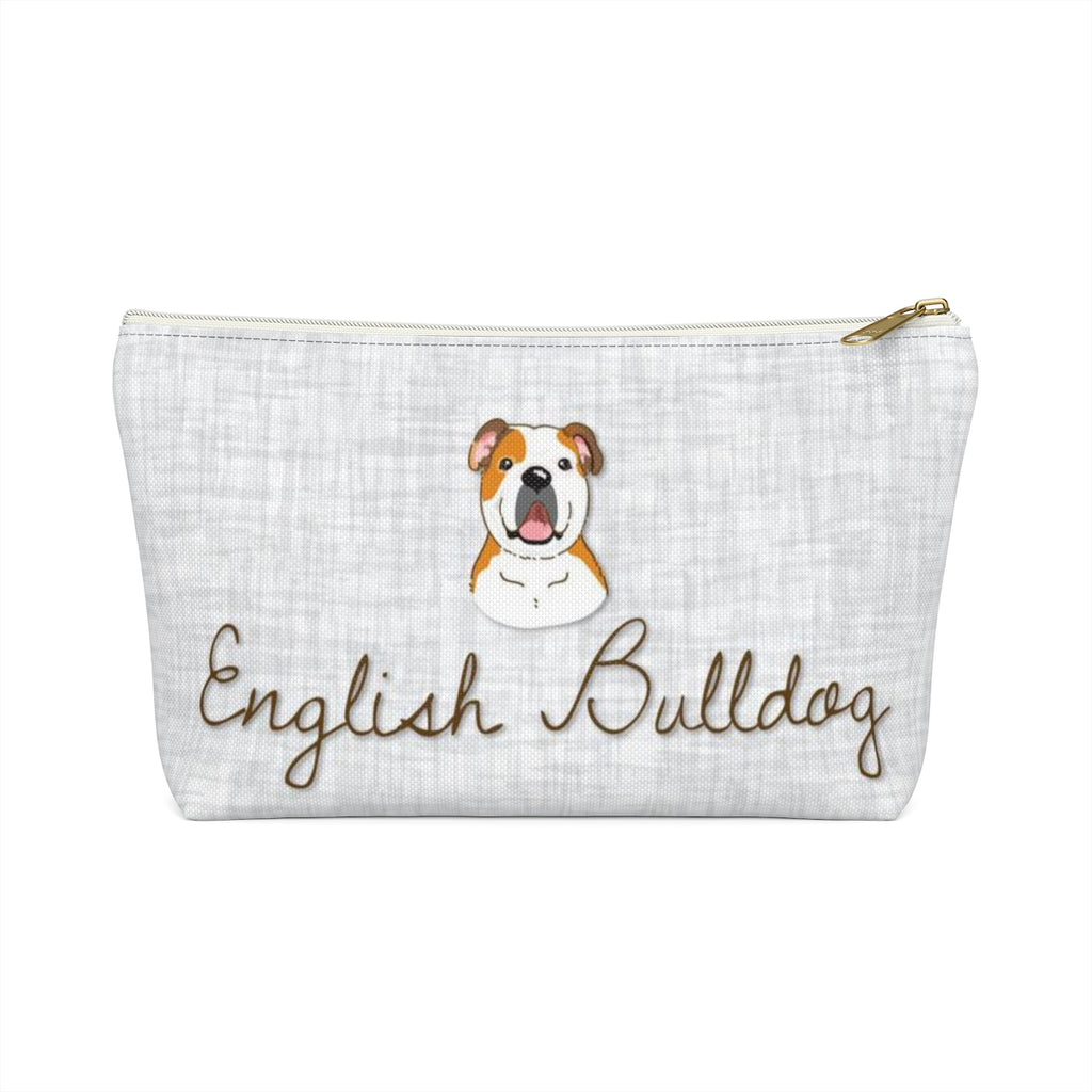 T-bottom Pouches - English Bulldog