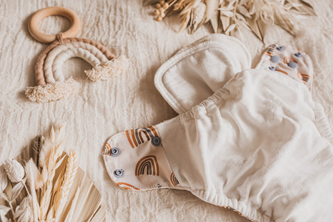 Petite Crown Trima inside view of nappy