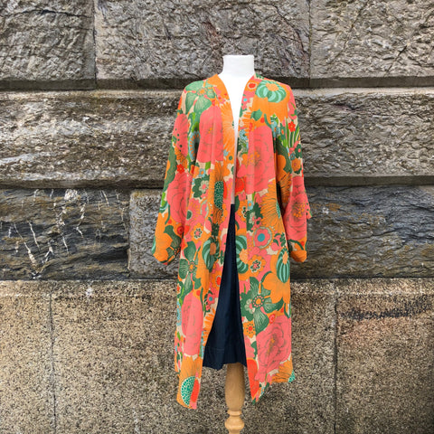 Robe made with Fabric Godmother