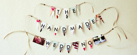 The handmade wedding hen party