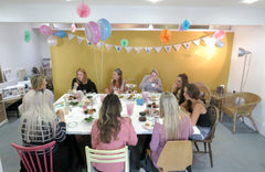 baby Shower at Make in Plymouth