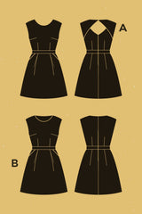 Belladone Dress Pattern